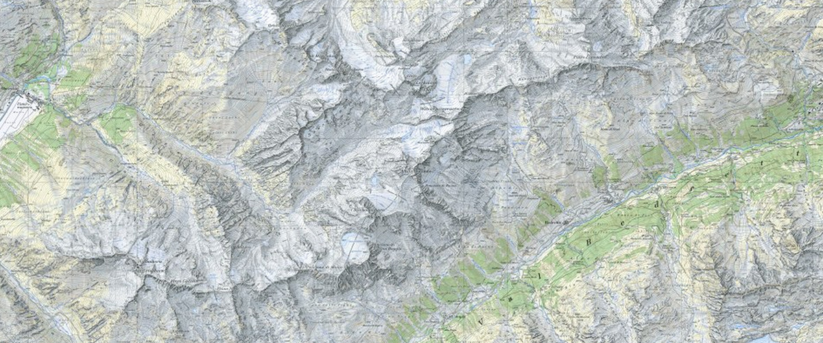 Swiss Topo Maps Paul C Pederson